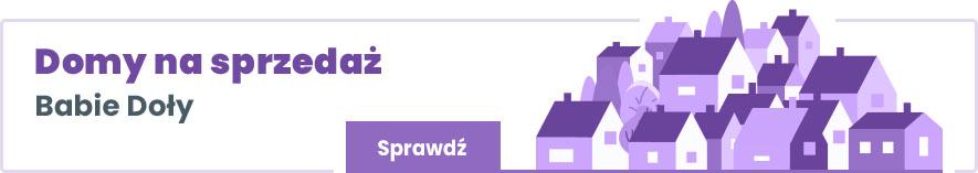 domy na sprzedaż Babie Doły Gdynia