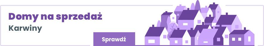 domy na sprzedaż Gdynia Karwiny