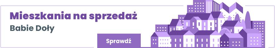mieszkania na sprzedaż Babie Doły Gdynia
