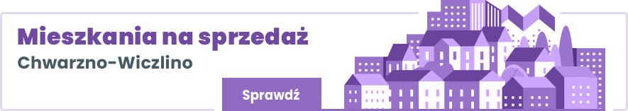 mieszkania na sprzedaż Chwarzno Wiczlino Gdynia