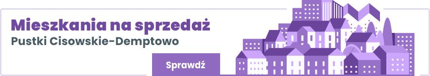 mieszkania na sprzedaż Pustki Cisowskie-Demptowo Gdynia