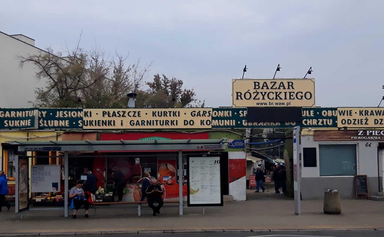 bazar rózyckiego