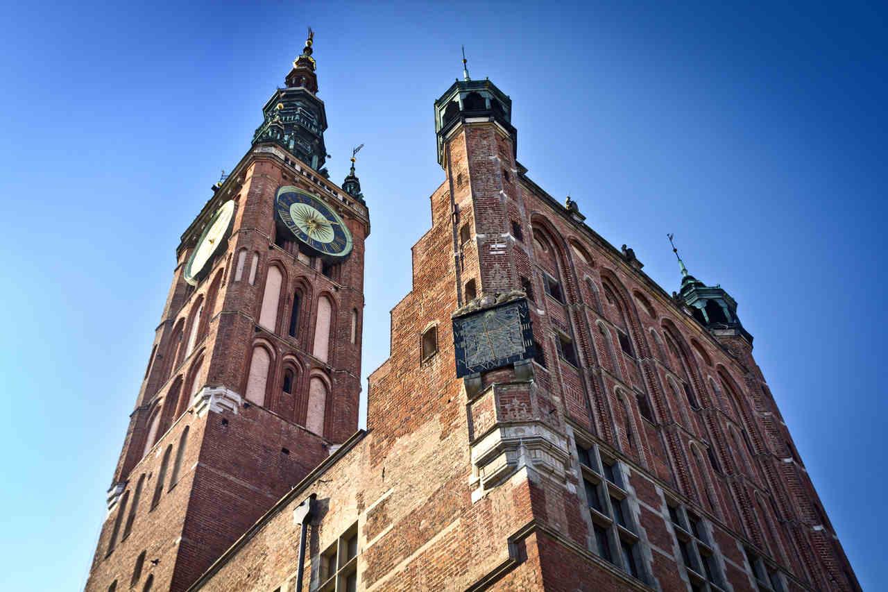 bazylika mariacka w gdansku