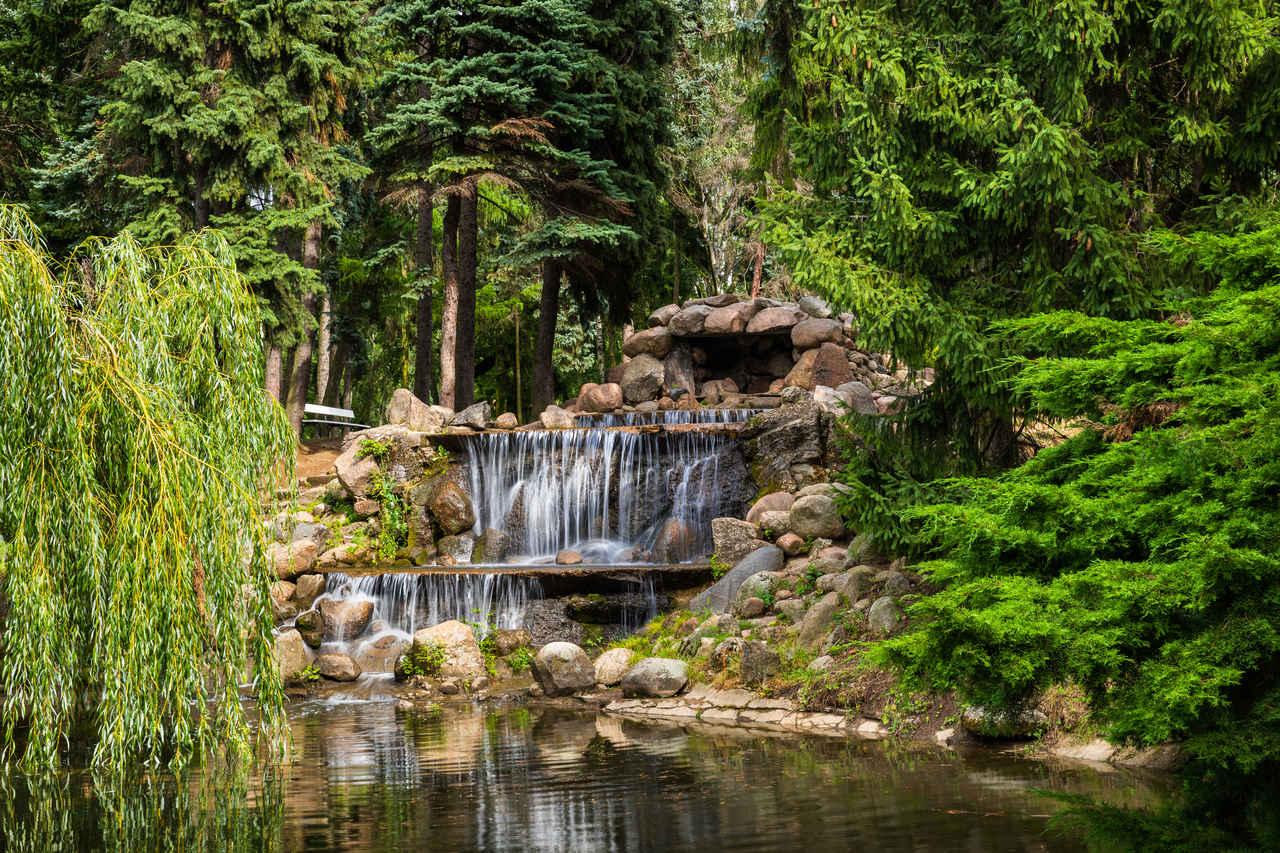 park skaryszewski praga południe warszawa