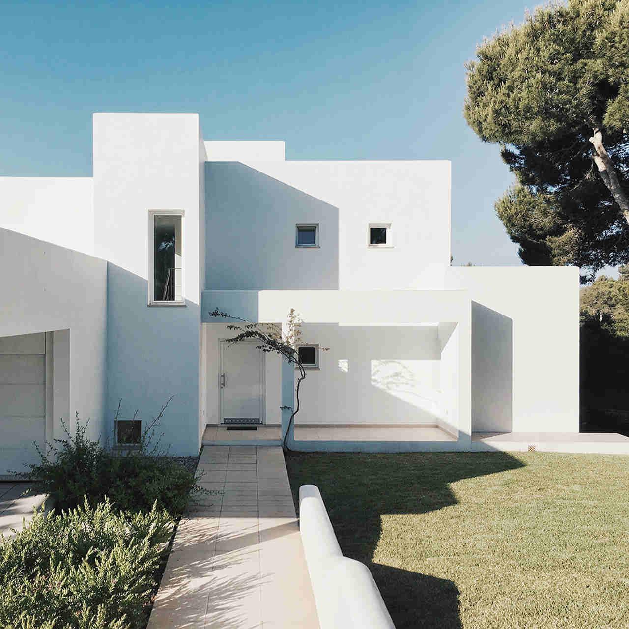 nowoczesne domy przykłady