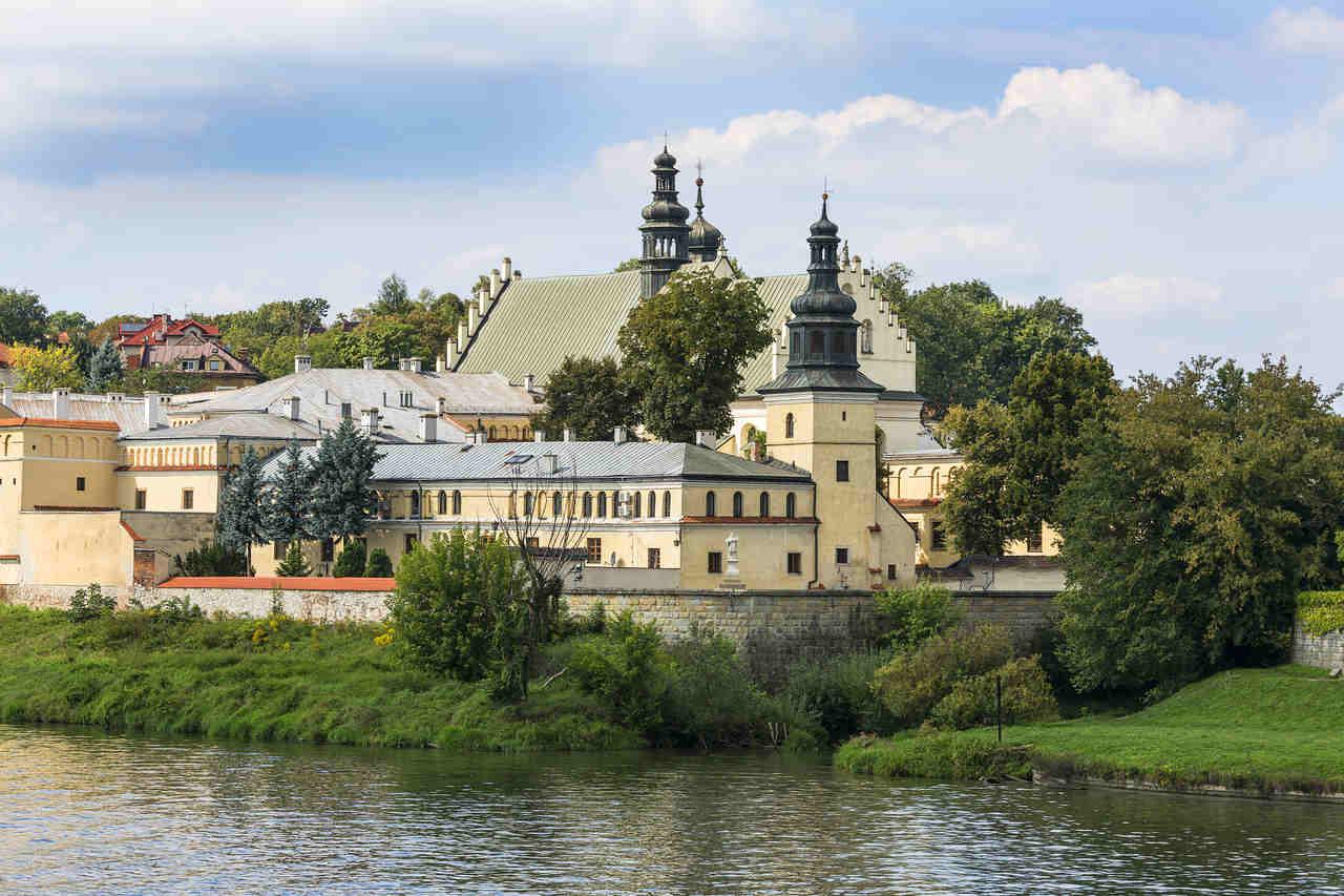 Klasztor Sióstr Norbertanek Zwierzyniec Kraków