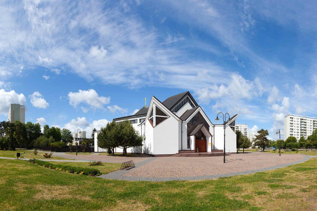 Kościół pw. Matki Bożej Fatimskiej Żabianka Gdańsk