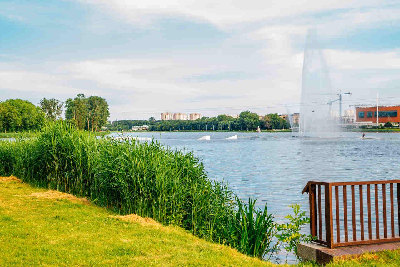 malta lake park