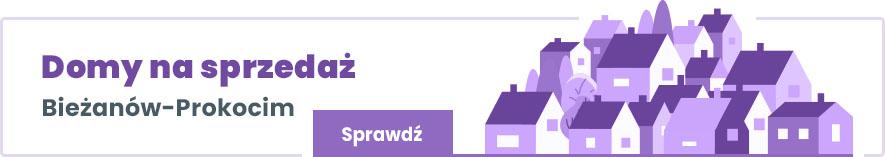 domy na sprzedaż Bieżanów Prokocim Kraków