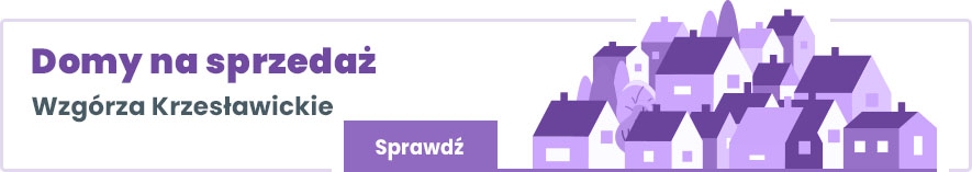 domy na sprzedaż Wzgórza Krzesławickie