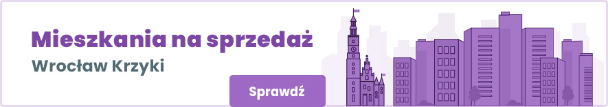 oferty mieszkań na sprzedaż we wrocławskich Krzykach