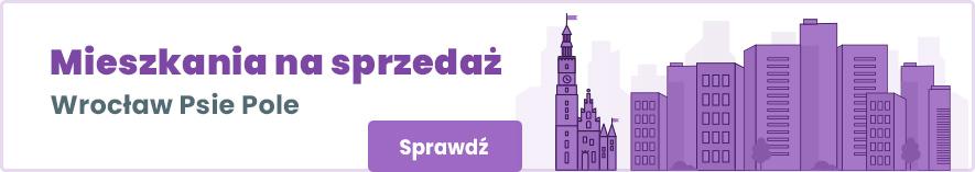 oferty mieszkań na sprzedaż na wrocławskim Psim Poli