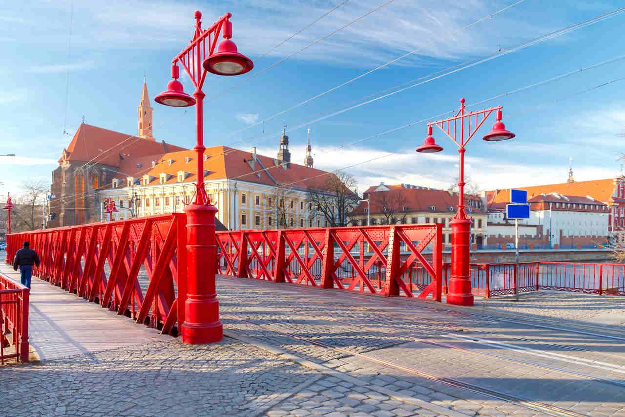 most piskowy