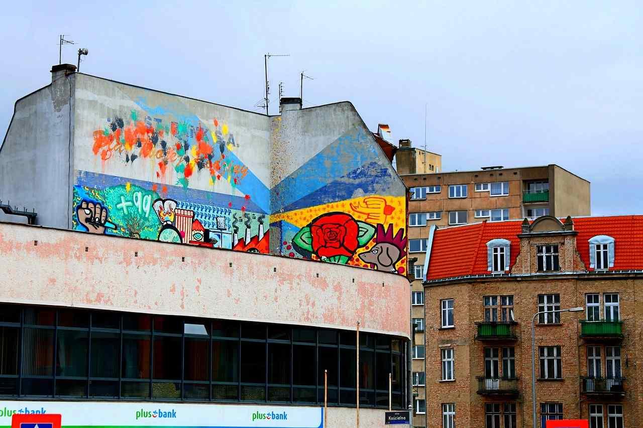 murale jeżyce