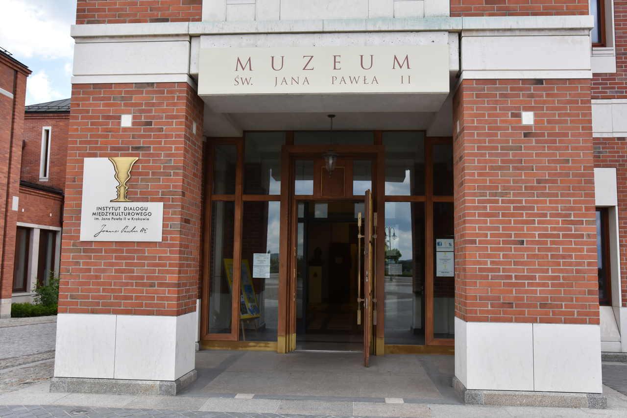 Muzeum Świętego Jana Pawła II w Łagiewnikach