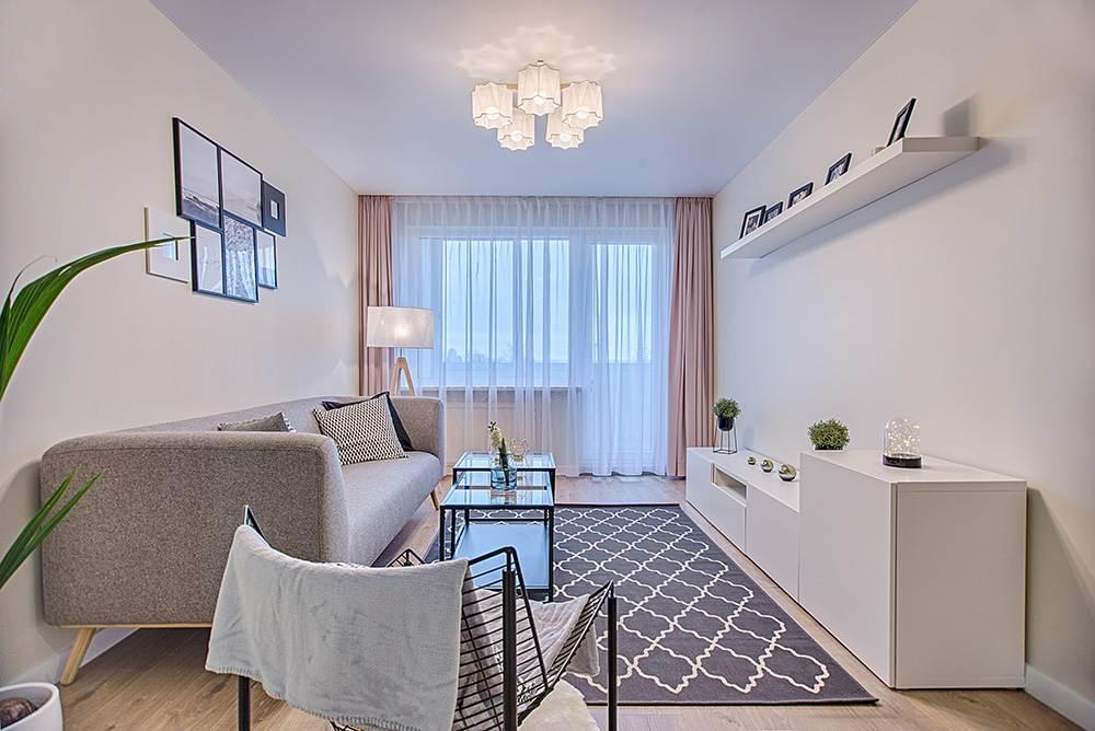 jak urządzić mały salon w bloku gethome.pl