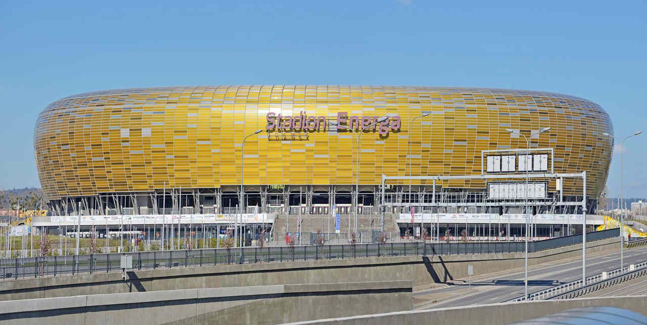 Stadion Energa w gdańskiej dzielnicy Letnica
